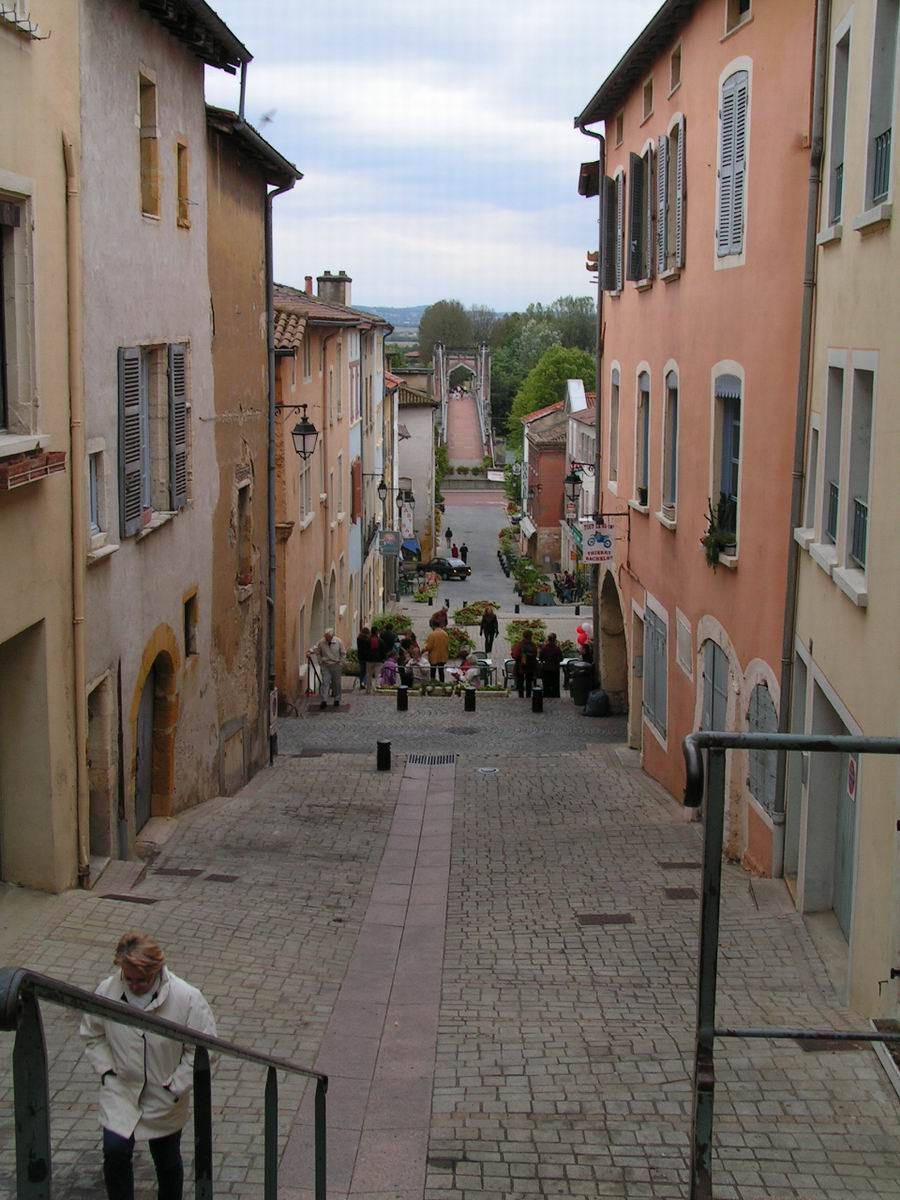 France ain trevoux for Porte vue 60 pages