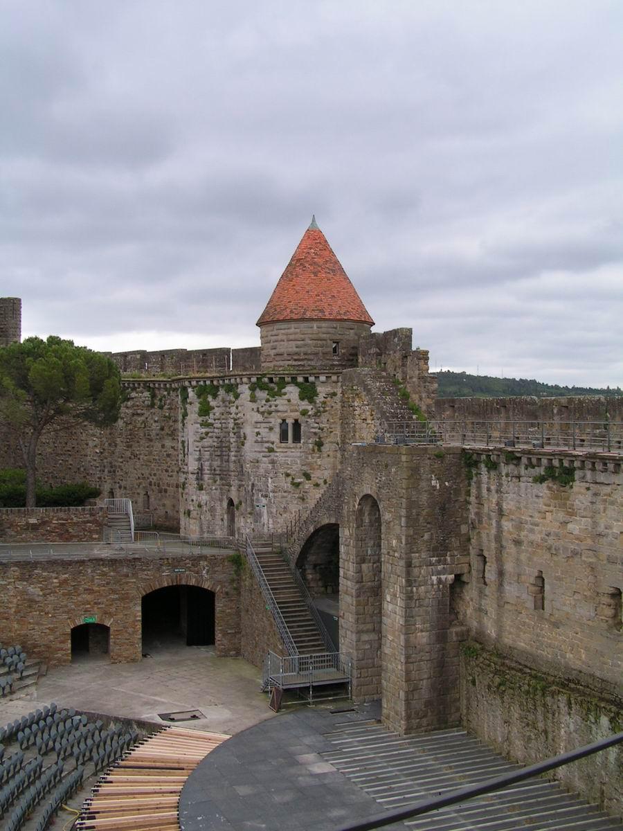 carcassonne france christmas market