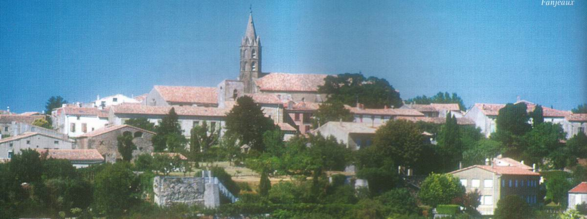 Aude France  city photo : France, Aude, Fanjeaux