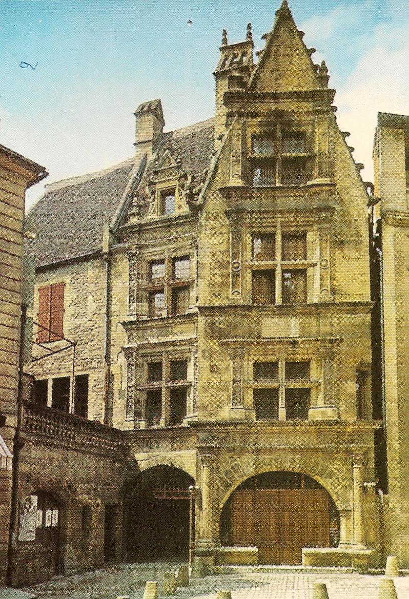France dordogne sarlat la caneda for Constructeur de maison sarlat