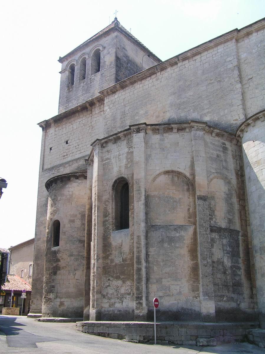 France drome saint paul trois chateaux cathedrale - Office tourisme st paul trois chateaux ...