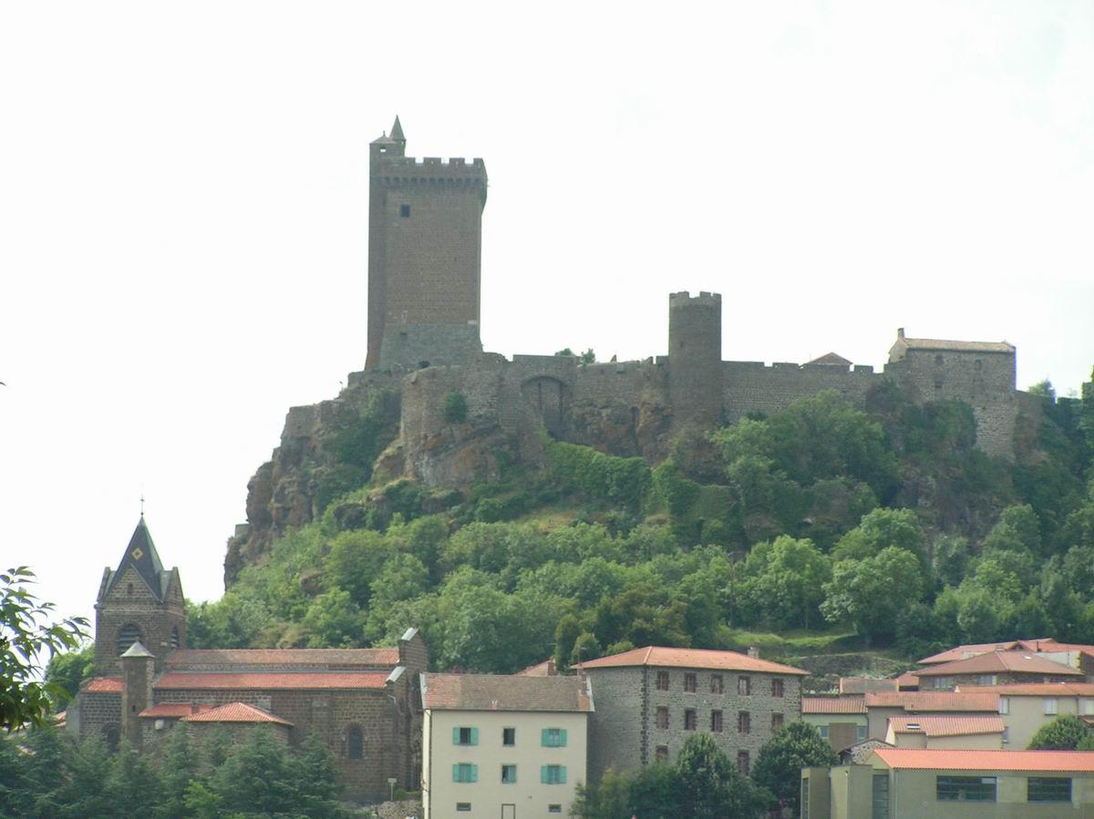 France haute loire polignac forteresse for Haute loire 43