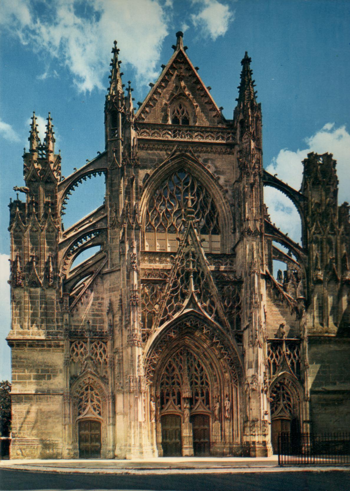 France loir et cher vendome abbaye de la trinite - Www cuisine en loir et cher fr ...