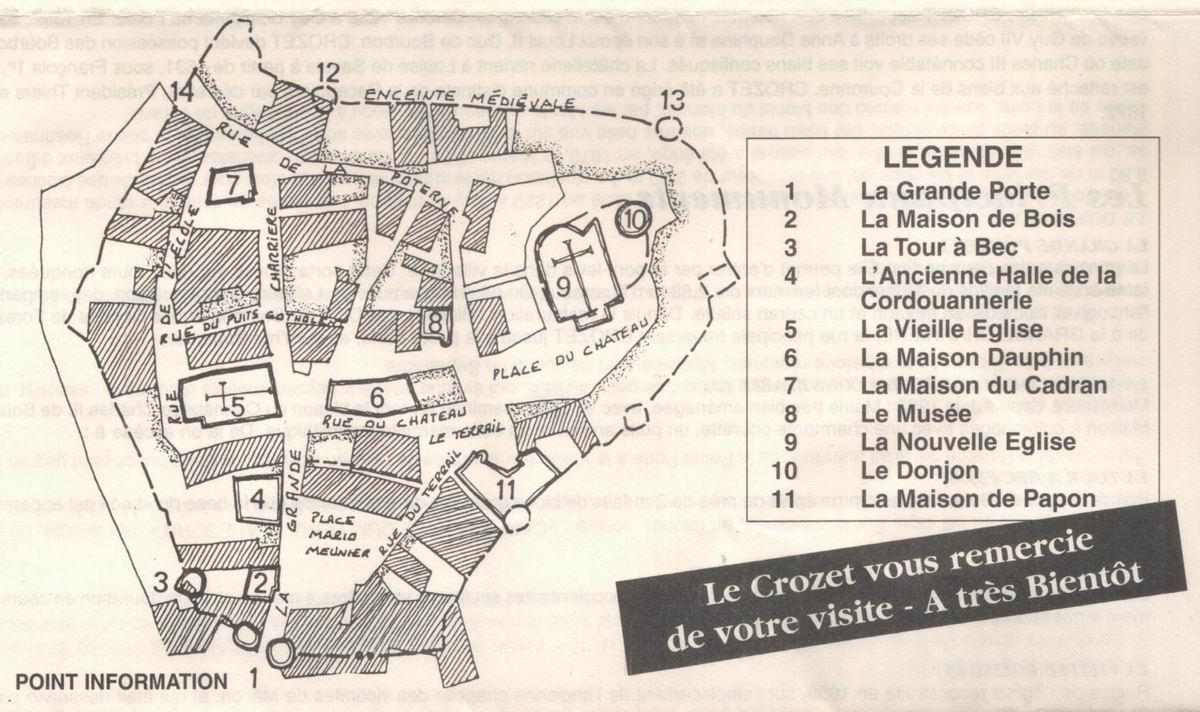 Berz Ef Bf Bd La Ville Plan