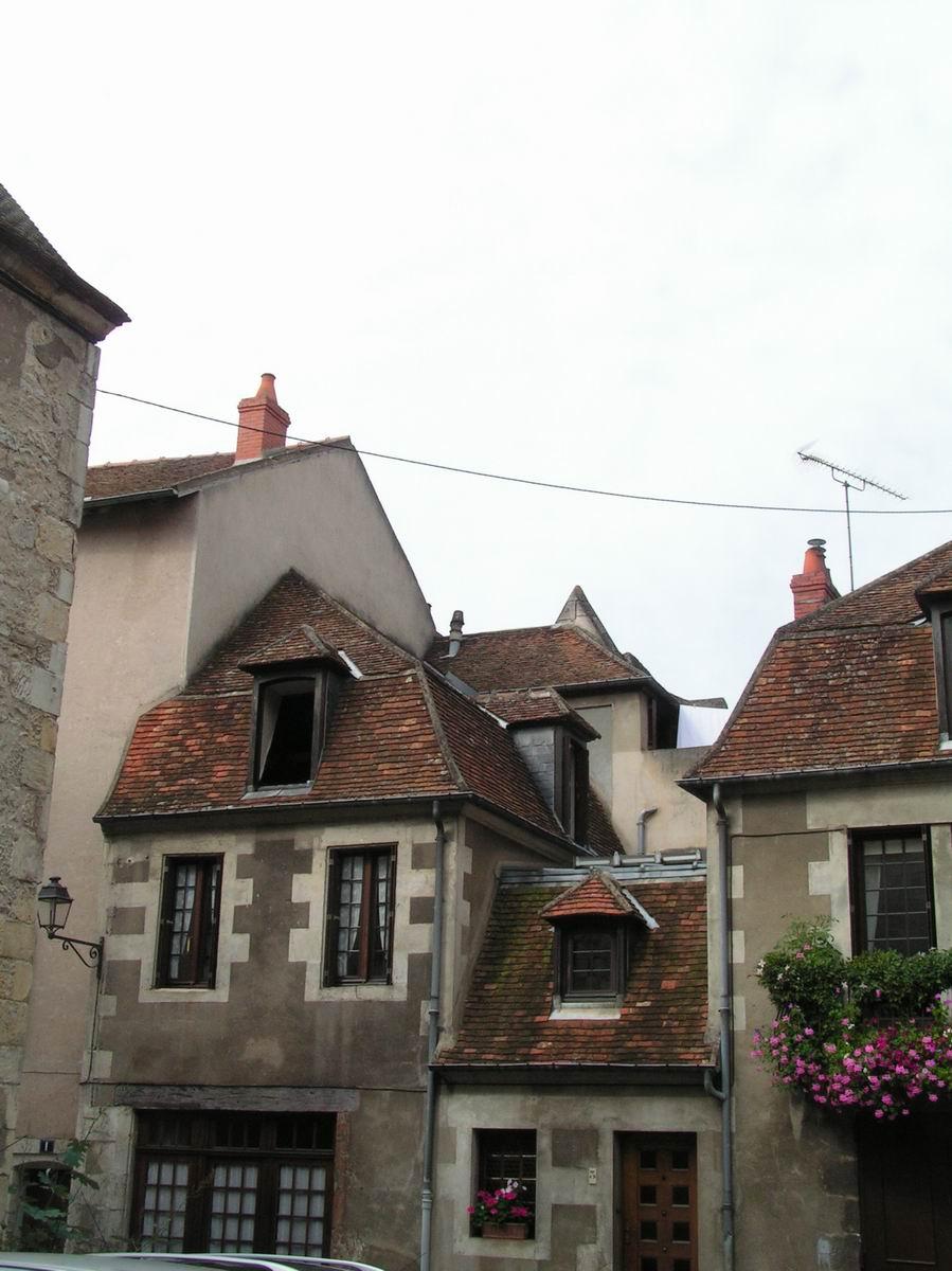 France  Nievre  La Charite Sur Loire