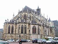 Nevers (58) - Cathedrale Saint-Cyr & Sainte-Julitte