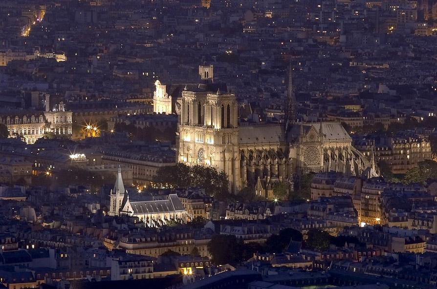 france paris cathedrale notre dame de nuit 2 france paris cathedrale notre dame de nuit 2jpg cathacdrale de notre dame