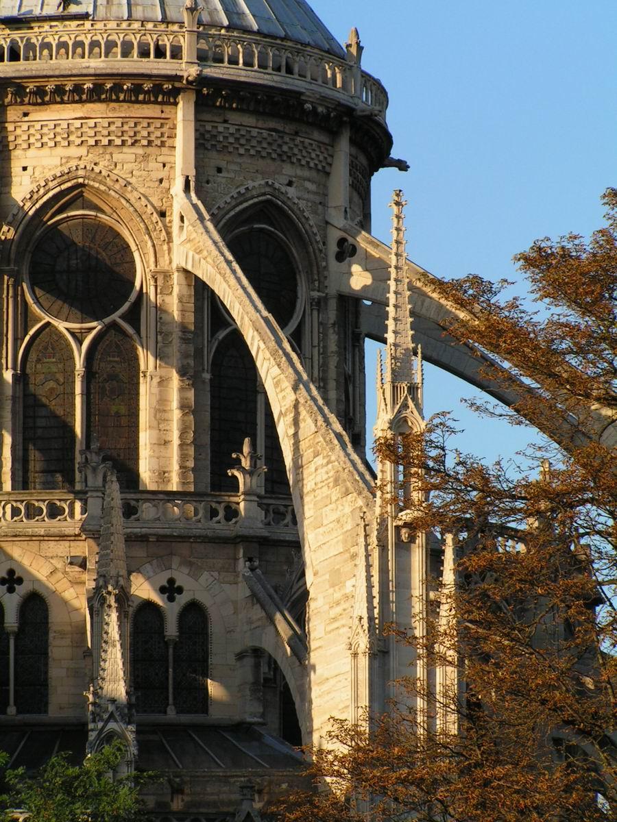 Arcs boutants d finition c 39 est quoi for Definition art gothique