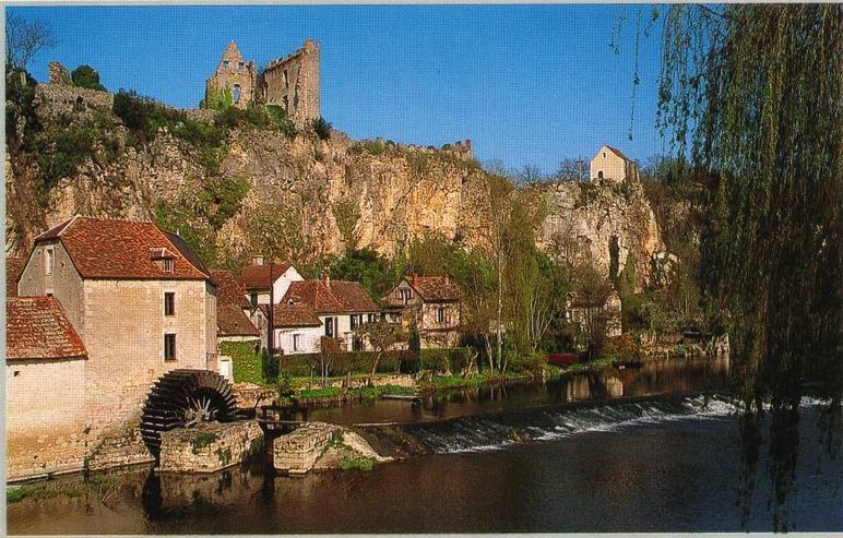 France vienne angles sur l 39 anglin - Office de tourisme angles sur l anglin ...