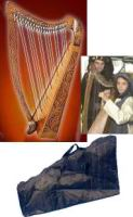 Harpe celtique